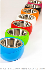 Ciotola Inox Per Cani E Gatti Con Ganci Da Appendere Record Easy And Simple To Handle Cat Supplies
